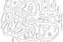 Kleuren islam