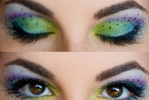 Eye (face) painting