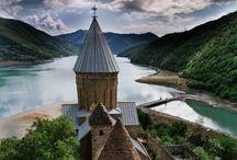 Gruzja, Armenia