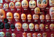 All The Lovely Dolls / by Macabre Shop