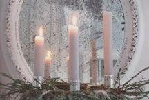 Romanttinen sisustus - Romantic decor