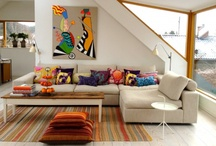 Interiors with great style / by Annie Hayner-Sprague