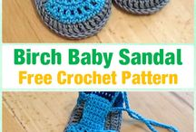 CROCHET | baby shoes
