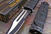 kések és más