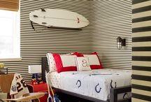 Surf bedrooms