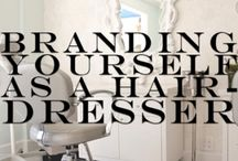 Marketing Yourself / Selling yourself is the key to success as a stylist