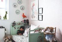 Chambres enfants/ Children's rooms