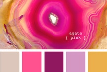 Color Palettes / Some of my favorite color combos.
