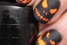 Unghie Per Halloween