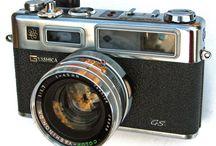 Vintage Cameras and lenses