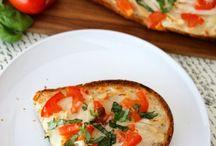 Pizzas & Tarts
