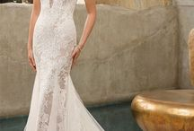 Wedding Dress Inspiration from Casablanca / Searching for a gown to celebrate forever in? Find stunning inspiration from Casablanca Bridal on WeddingWire!