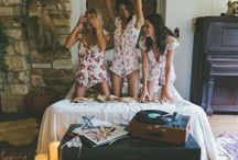 Bachelorette Style / Style for pre-celebration partying