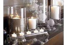 Ezüst karácsonyfa