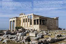Greece is... / Greece is… Longitude: 23°42'58'' E   I   Latitude: 37°58'46'' N Elevation above sea level: 42 m