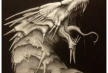 Dragons / by Miguel Angel Barragán Monroy