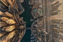 Beautiful City Aerials / Aerials of cities that inspire urban design, planning, and architecture.