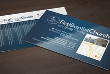 Gospel Tracts / These are Gospel tracts we have designed here at IFBDesign.