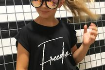Salt + Pepper Instagram We've got a few FREEDOM tees left in size XS which fits great as a girls 10/12#summerstyle #kidstyle #freedom #saltandpeppersupply