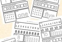 Numeracy / Numeracy / mathematics activities and ideas for classroom use.