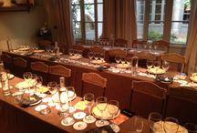 Cata en Hotel Hospes Las Casas del Rey de Baeza / Bodegas Salado como miembro de la Asociación de Vinos y Licores de Sevilla, junto con la Asoc. de Hoteles llevó a cabo una cata de vino en el Hotel Hospes Las Casas del Rey de Baeza.