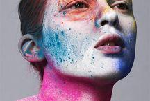 Luovaa/inspiroivaa meikkaamista