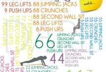 Workout / by Hailey Richardson