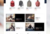 Web design - eCommerce