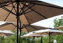 Les parasols par Les Jardins® / Découvrez les parasols proposés par Les Jardins®