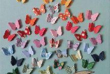 Dekoracje szkolne / dekoracje szkolne, prace plastyczne