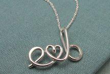 Jewellery  / Jewellery I love x