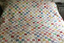 Quilts die nog niet af zijn