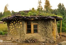 natural building / by Jessica Young