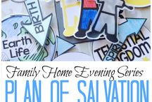 gr3 plan of salvation ideas