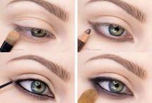 Ako si nalíčiť oči