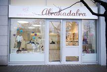S jak Salon Abrakadabra w Warszawie / zobaczcie jak wygląda nasz salon