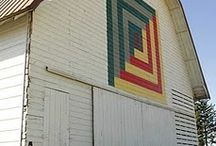 Barn Quilts / by Mary Humlicek
