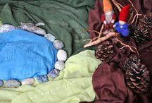 Puppets / Marionnettes