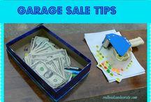 Garage Sale  / by Julia Lillethun
