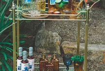 Wedding Drink Bar | Bufet Weselny / Więcej wyjątkowych inspiracji znajdziesz na: www.dream-design.pl