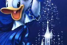 Blue Disney Pic.