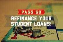 Loan (Student) Finance / by Lauren Merklin
