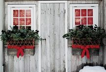 Christmas Decor / My most favorite time of the year - Christmas!  I love to decorate.  These fantastic photos are my inspiration board.  / by Teacup Lane