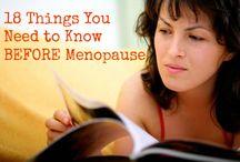 Menopause / by Jennifer Wright