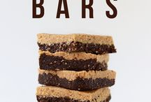 No baked on brownies bar