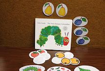 Theme: Hungry Caterpillar / by Tara Lydiate