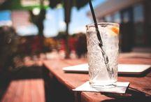 Gin & Gin Tonic Rezepte / Gin Tonic, Longdrink und Cocktail Rezepte für jede Jahreszeit