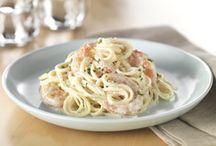 Pasta and rice recipes