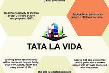 Tata La vida Gurgoan Infograph