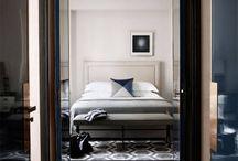 Bedroom / projekty sypialni